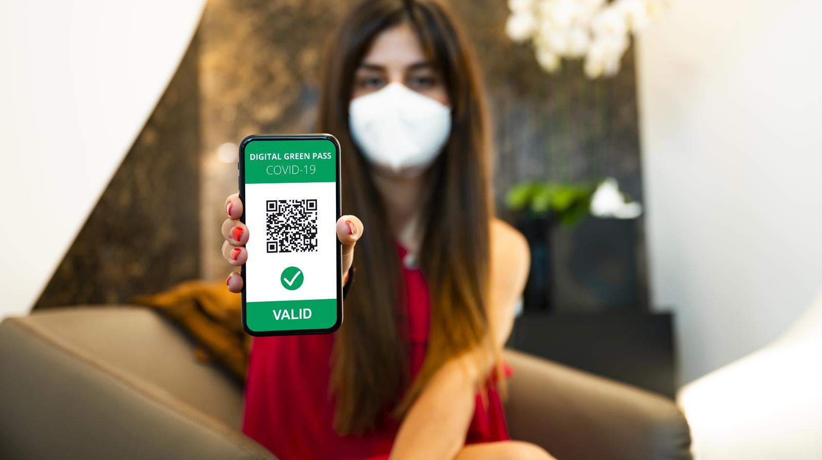 Controllo green pass dispositivi Zucchetti